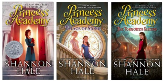 Princess Academy Series - Clean Reads for Teens